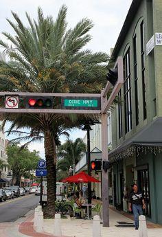 20130206_12 USA FL West Palm Beach Clematis Street Dixie Highway | Flickr - Photo Sharing!