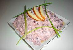 Almás céklasaláta Csibedina konyhájából recept képpel. Hozzávalók és az elkészítés részletes leírása. Az almás céklasaláta csibedina konyhájából elkészítési ideje: 20 perc