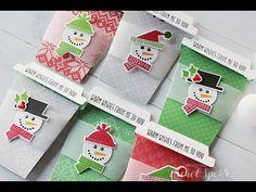 YouTube Christmas Card Crafts, Christmas Tag, Holiday Cards, Christmas Stockings, Christmas Ideas, Xmas, Coffee Cards, Christmas Inspiration, Gift Tags