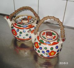 Tekannor - Pimpinella.org Tea Pots, Tableware, History, Dinnerware, Dishes, Tea Pot