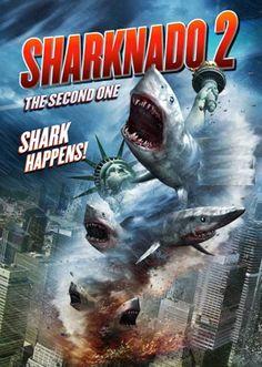Full Trailer for Sharknado 2: The Second One
