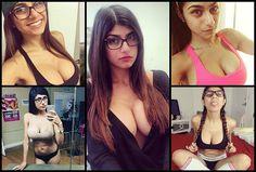 Mia Khalifa - a atriz pornô mais procurada no PornHub