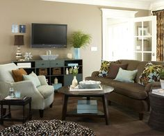 Fresh Living Rooms