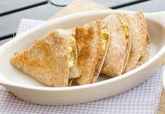 Tortitas especiales de champiñón y queso, perfectas para merendar