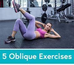 5 Oblique Exercises to Sculpt Your Abs