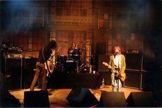 Nirvana New York, NY, 1992.