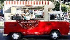 Resultado de imagen para kombi food truck brasil