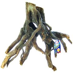 Ocean Star International Smooth Bark Tree Stump Ornament $10.80