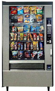 national 147 snack machine