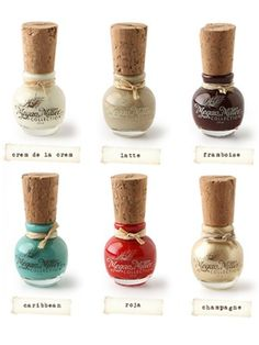 Eco-Friendly Manicures From Megan Miller Nail-Polish.