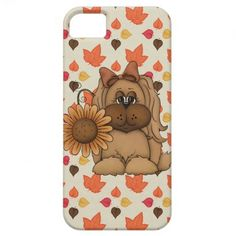 Fall Puppy iPhone case mate barely there 4 iPhone 5 Cases