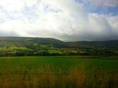 The Edale Valley virw of the Ridge