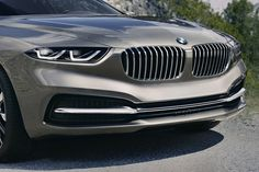 Gran Lusso Coupe / Pininfarina for BMW