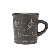 Look what I found at UncommonGoods: Math Mug for $15.95 #uncommongoods