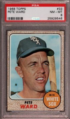 e0cc368aeef 1968 Topps Pete Ward  33 Football Card for sale online