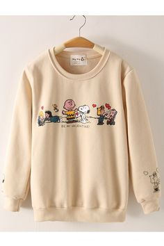Charlie Brown Sweatshirt | FOREVER21 - 2000102871 | Up Top ...