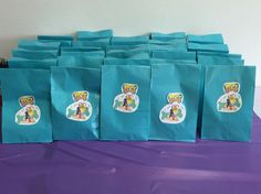 Mutt and stuff goodie bags!