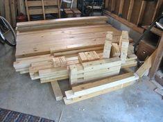 Farmhouse Table 9