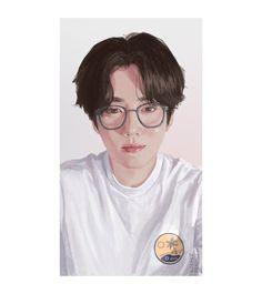 Exo Kokobop, Exo Kai, Baekhyun, Exo Lockscreen, Exo Fan Art, Exo Memes, Cute Bunny, Photo Cards, Attack On Titan