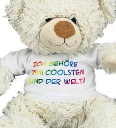 Geschenke für Kinder, Junge oder Mädchen - Anziehsachen für Kuscheltiere, Puppen und Plüschtiere im Online Shop www.familienzeug.de