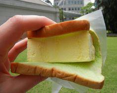 Durian Ice Cream Sandwich, Singapore