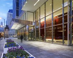 300 North LaSalle by Pickard Chilton, United States