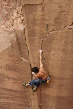 Oh crack climbing, will we ever be together again?