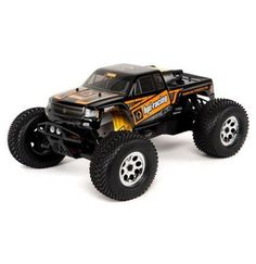 this is the hpi savage xl octane 1/8 4wd gas monster truck  hpi