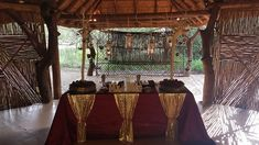 African Boma at Zambezi Point Open Up, Special Day, Just In Case, African, Outdoor, Outdoors, Outdoor Games, The Great Outdoors
