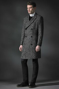 Crombie | FW 2014 | London Collection
