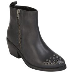 8db40719ddeca Miss KG Women s Simone Heeled Ankle Boots - Black