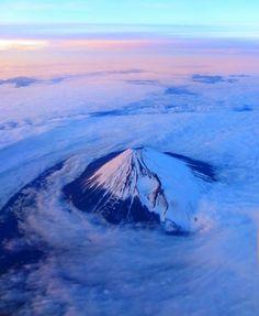 富士山の貌