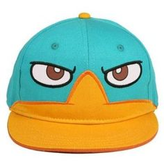 5f641afe542 Phineas and Ferb Hat - Agent Perry Baseball Cap