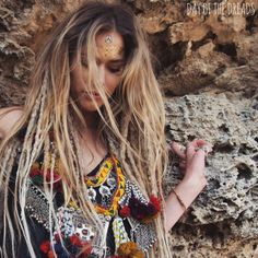30 Honey Blonde Clip in Dreadlocks + Wraps - Day of the Dreads by DAYOFTHEDREAD on Etsy https://www.etsy.com/listing/236323747/30-honey-blonde-clip-in-dreadlocks-wraps