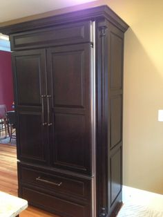1000 Images About Refrigerators With Panels On Pinterest