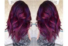 29 photos de couleurs super tendance ! - Coiffure.com
