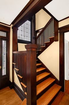 727 Best Craftsman Staircase Images In 2019
