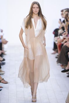 Chloe Spring 2012 RTW Collection