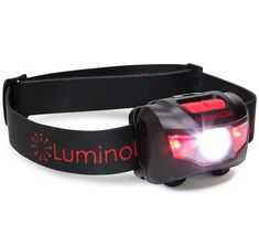 Ultra Bright CREE LED Headlamp - 160 Lumens, 5 Lighting Modes, White  Red LEDs, Adjustable Strap, IPX6 Water Resistant. Great For Running, Camping, Hiking  More. Batteries Included ** You can find more details by visiting the image link.