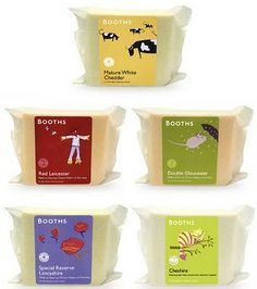 After seeing this #packaging I'm having cheese for lunch : ) PD