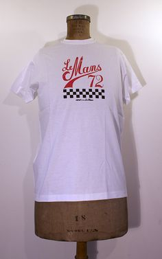 Tshirt Caro From Le Mans en vente chez Influences, 10 rue Gambetta Le Mans #lemans #tshirt #sarthe