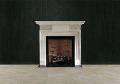 The Repton - Georgian Fireplace