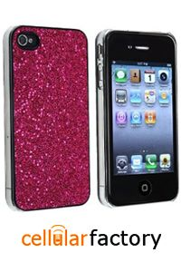 iphone iphone iphone iphone Apple HOTPINK BLING RUBBER HARD SKIN COVER CASE