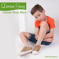 CALCETINES VERANO NIÑO-A DORIAN GRAY http://tienda.doriangray.es/collections/ni-o-a/calcetines+verano