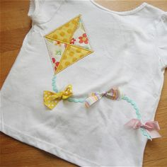 Kite 2 Applique