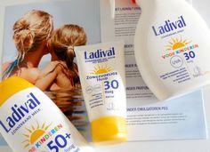 Ladival zonnebrandcrème bij zonnebrand allergie
