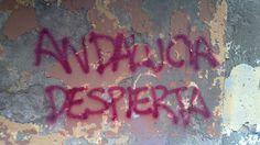 """""""Andalucía despierta"""": ¡ trabajo, vivienda y libertad ! Birthday Cake, Ideas, Political Freedom, Street, Birthday Cakes, Thoughts, Cake Birthday"""