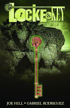 Locke & Key Volume 2  By Joe Hill & Gabriel Rodriguez