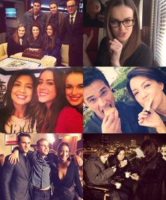 Agents Of SHIELD cast of cuties + instagram