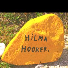 Hilma Hooker Dive Site - Wreck Dive - Bonaire, Netherland Antilles - All of the Bonaire dive sites are marked with a yellow rock